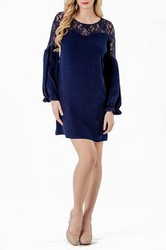 Shoptiques Product: Midnight Blue Dress