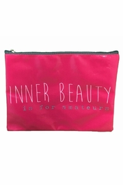 Stephen Joseph Carry All Clutch - Front cropped