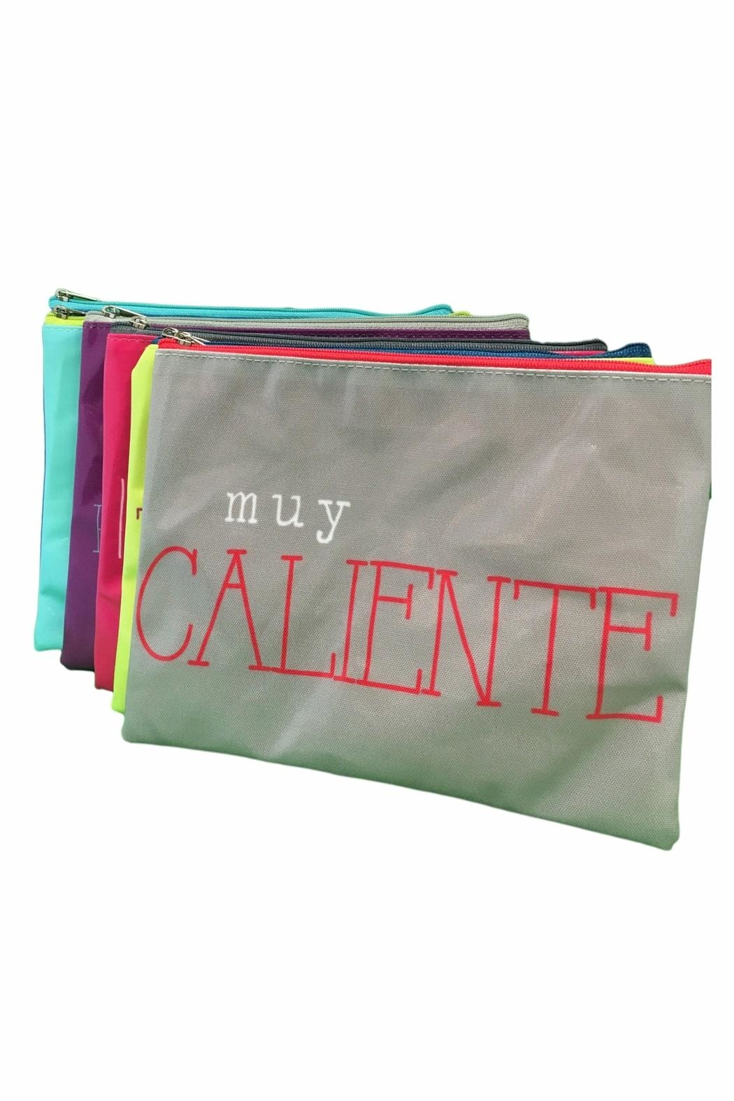 Stephen Joseph Carry All Clutch - Front Cropped Image
