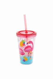 Stephen Joseph Kid's Decorative Tumbler - Front cropped