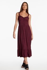 Patrons of Peace STEPHY DRESS - Front cropped