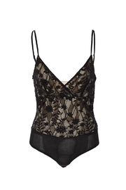 SAGE THE LABEL Steppin Out Lace Bodysuit - Product Mini Image