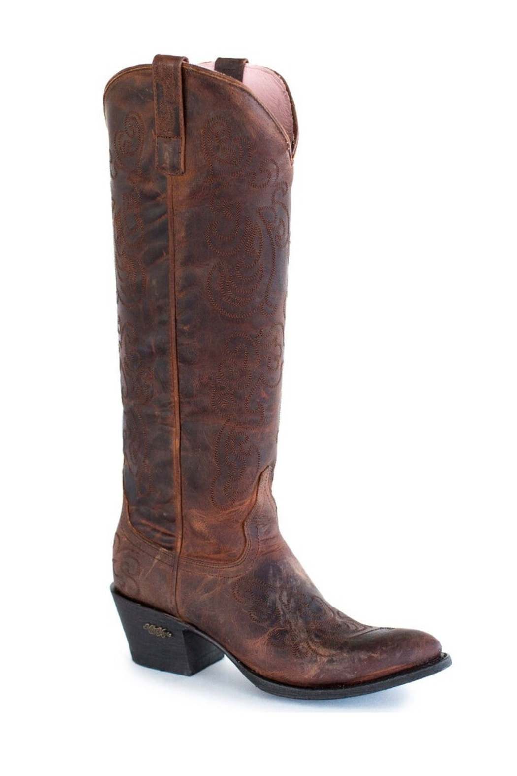 Miss Macie Steppin Style Boots - Main Image