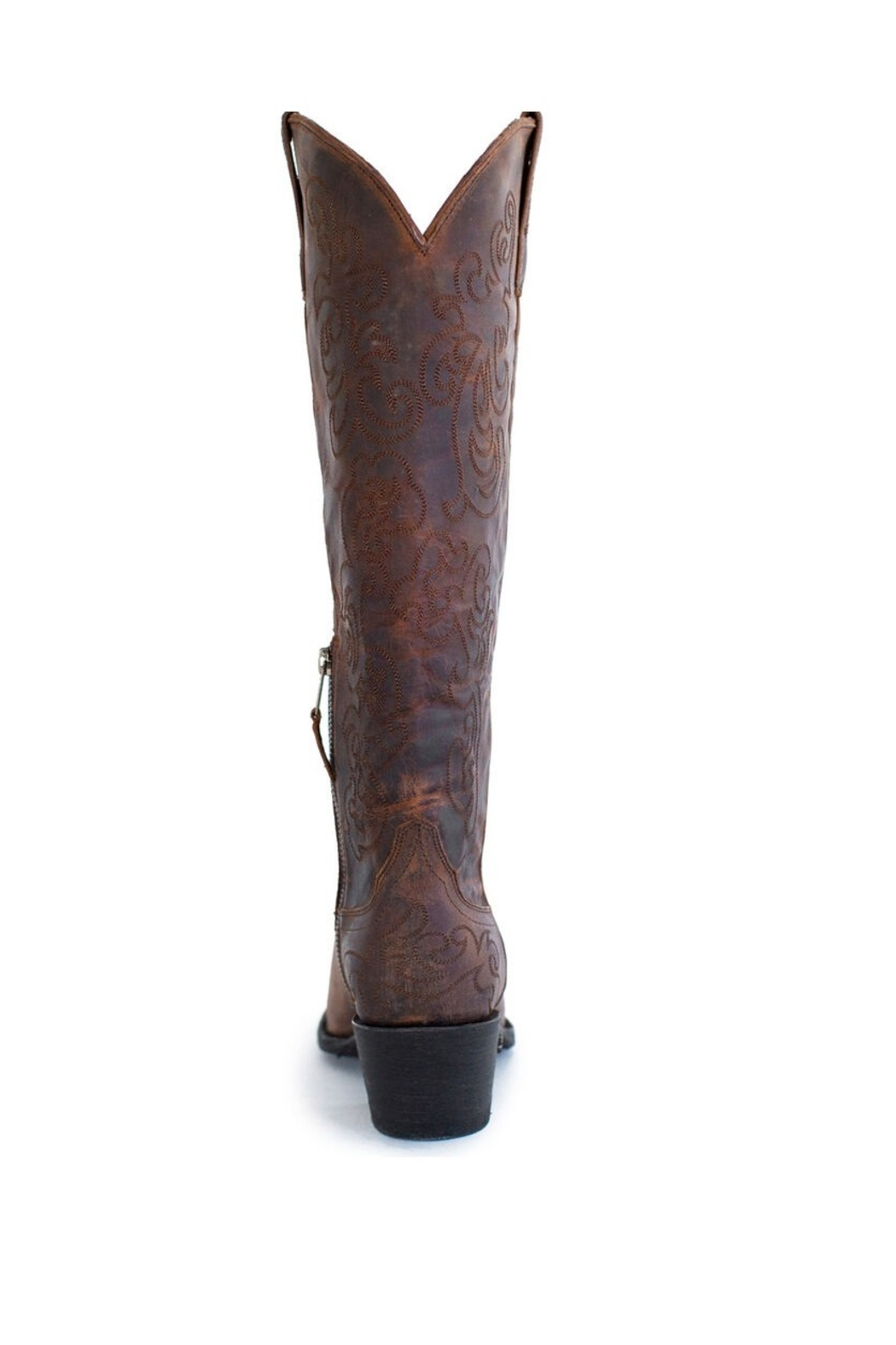 Miss Macie Steppin Style Boots - Back Cropped Image
