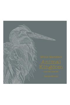 Shoptiques Product: Animal Coloring Book