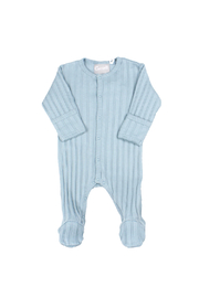 Coccoli Sterling Blue Footie - Product Mini Image