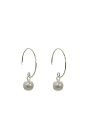 Diane's Accessories Sterling Circular Earrings - Product Mini Image