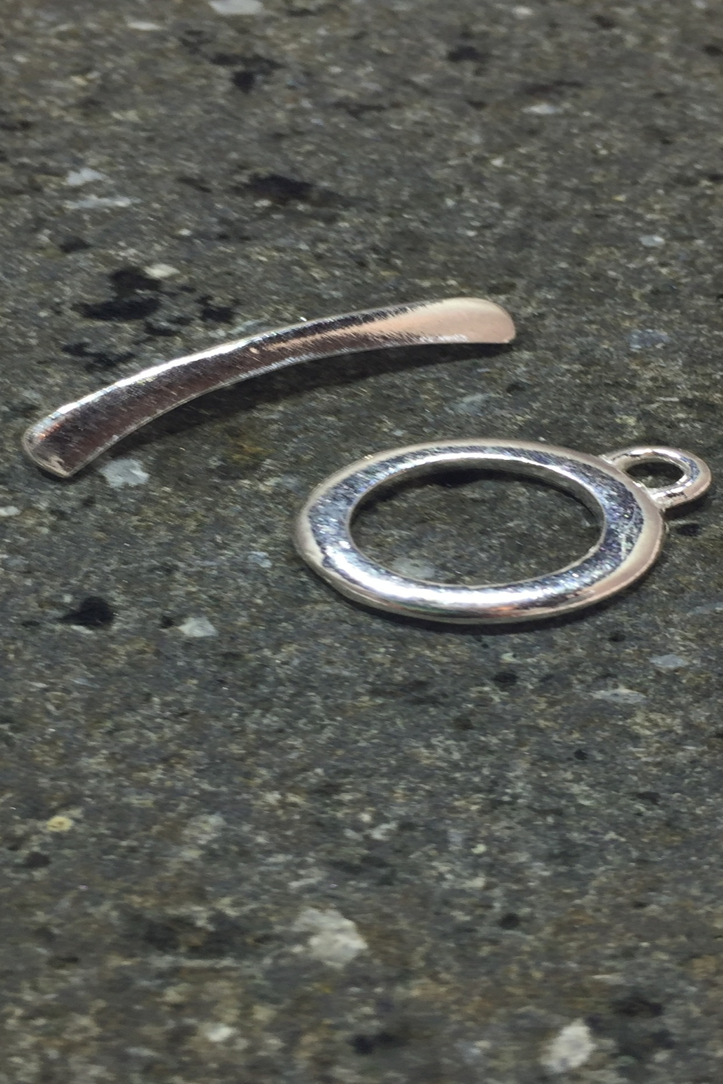 Vachon Designs Sterling Round Clasp - Main Image