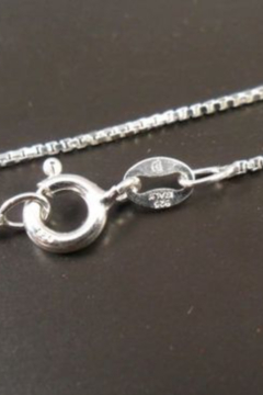 Blake Brothers Sterling Silver Box Chain-20