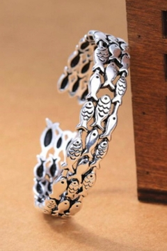 Shoptiques Product: Sterling Silver Fish