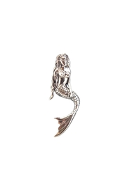 Som's Sterling-Silver Mermaid Pendant - Front cropped