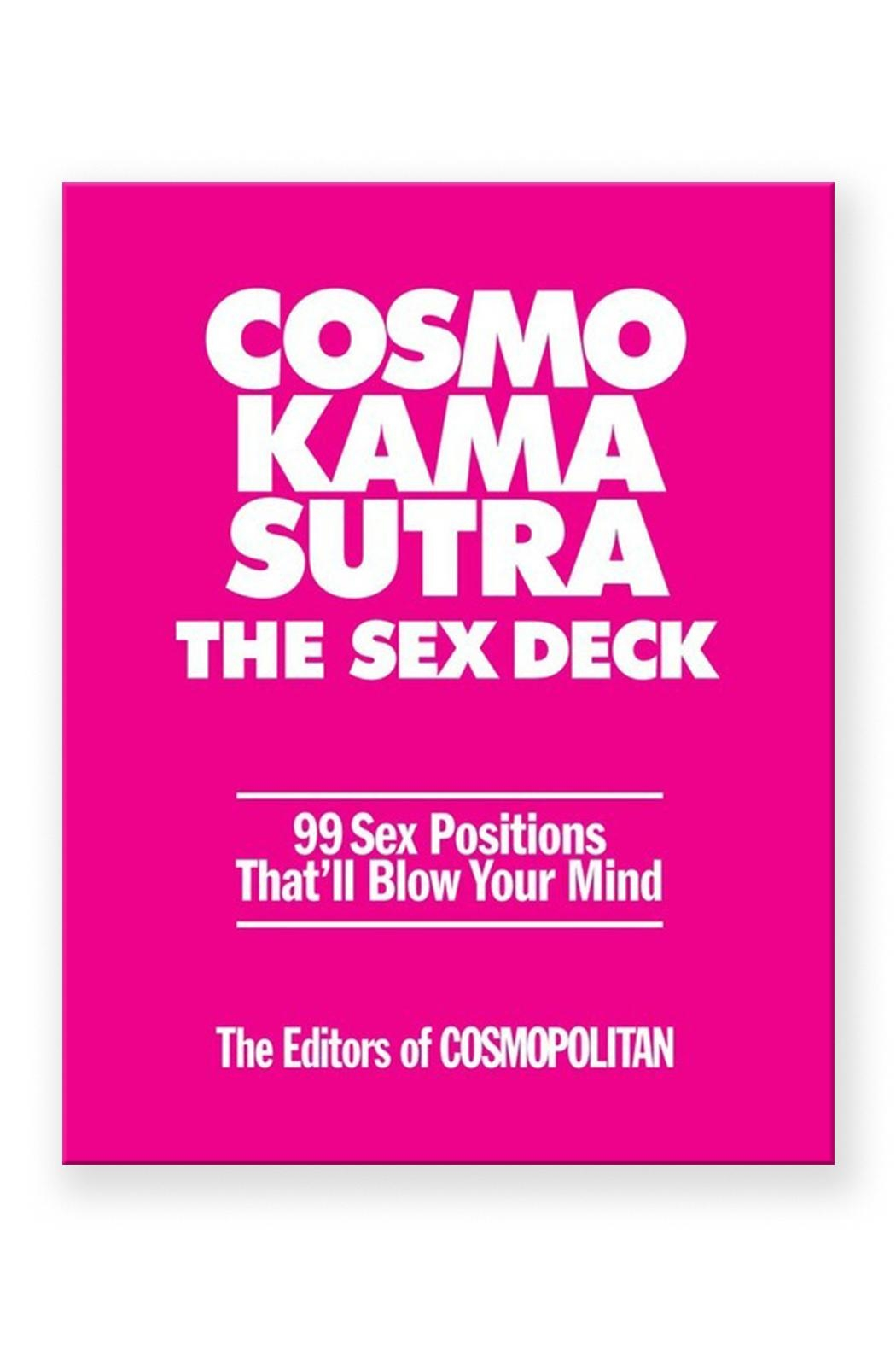 Sterling Publishing Cosmo Sex Deck - Main Image