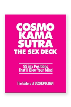 Sterling Publishing Cosmo Sex Deck - Product List Image