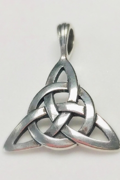 Sterling Silver Jewellery Sterling Triquetra Pendant - Product List Image