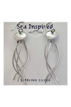 Soap and Water Newport Sterlingsilver Jellyfish Earrings - Product List Image