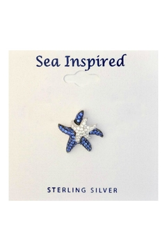 Soap and Water Newport Sterlingsilver Starfish Necklace - Product List Image