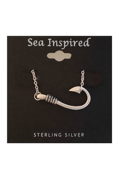 Soap and Water Newport Sterlingsiver Hookedonyou Necklace - Product List Image
