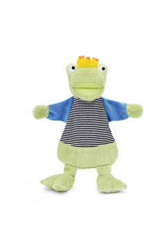 Shoptiques Product: Frog Hand Puppet Toy