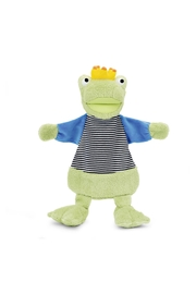 Sterntaler Frog Hand Puppet Toy - Product Mini Image