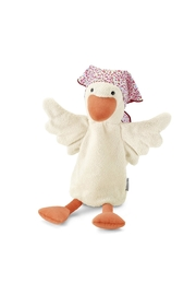 Sterntaler Madame Goose Hand Puppet - Front cropped