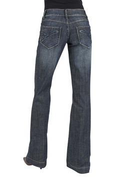Stetson Dark Wash Jeans - Alternate List Image