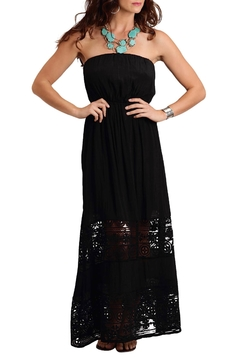Stetson Strapless Maxi Dress - Product List Image