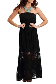 Stetson Strapless Maxi Dress - Product Mini Image
