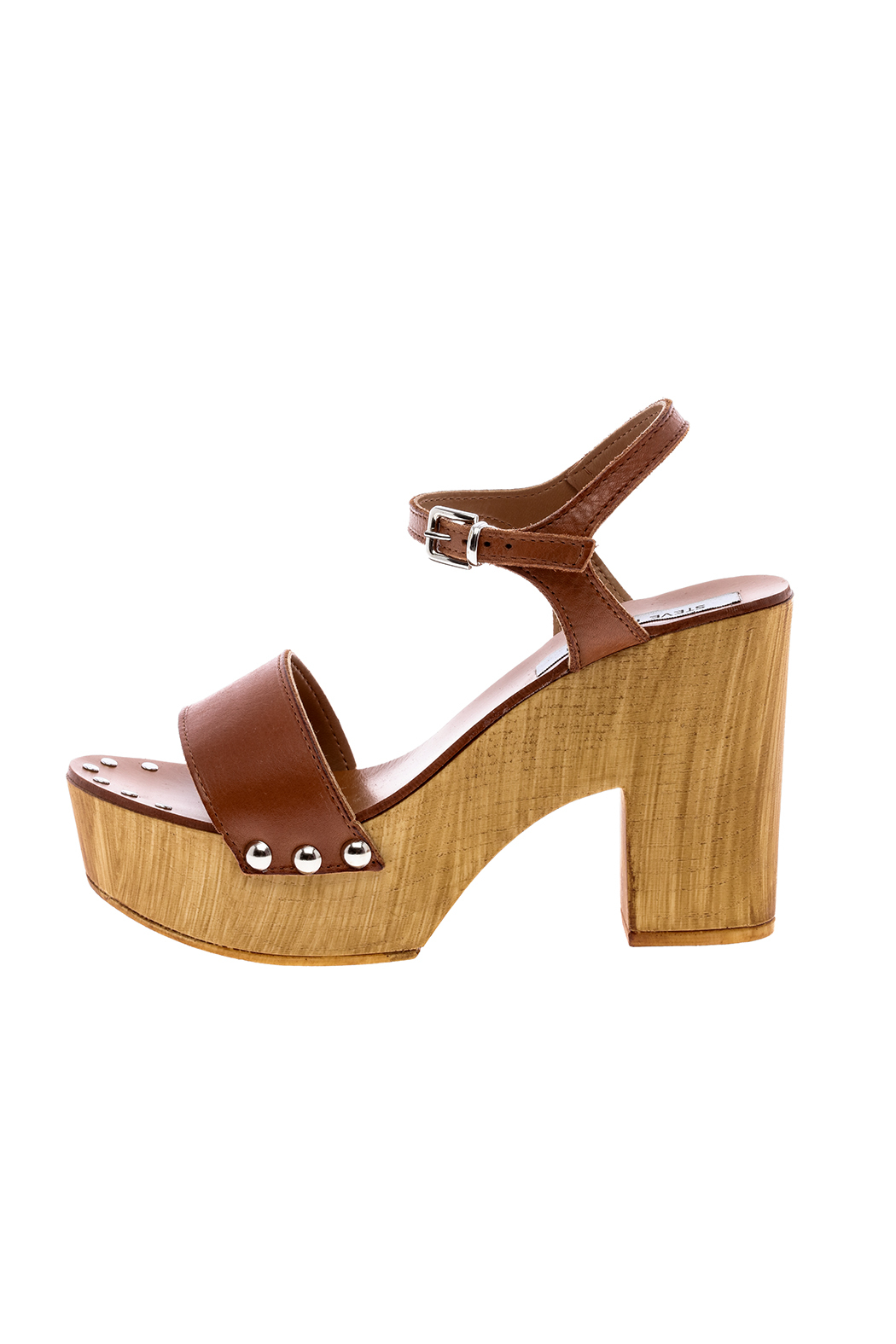f0f2d9f939d Steve Madden Lavii Wooden Platform Sandal from Los Angeles by SIANY ...