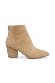 Steve Madden Mistin Tan Suede Boot - Product Mini Image
