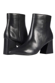 Steve Madden Nix Black Leather Boot - Product Mini Image