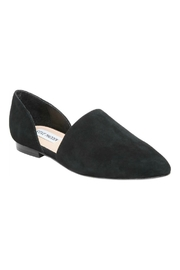 Steve Madden Talent Black Suede - Product Mini Image