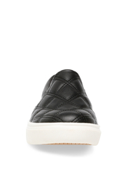 Steve Madden Women's Coulter Quilted in Black - Back cropped