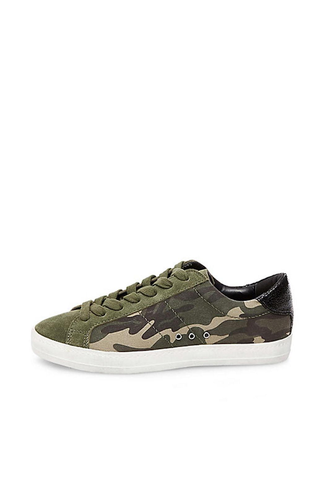 f753bed22a0 Steve Madden Blast Camo Sneaker from Vermont by green envy — Shoptiques