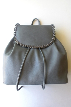 Steve Madden Chain Leather Bag - Product List Image