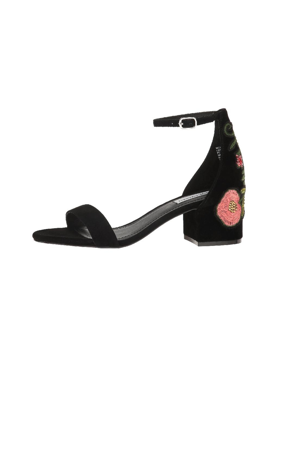bc72bd8f228 Steve Madden Inca Embroidered Heel from New York by Head Over Heelz ...