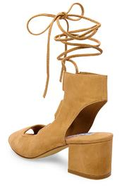 Steve Madden Lace Up Sandal - Front full body