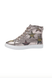 Steve Madden Star Cut-Out Sneaker - Product Mini Image