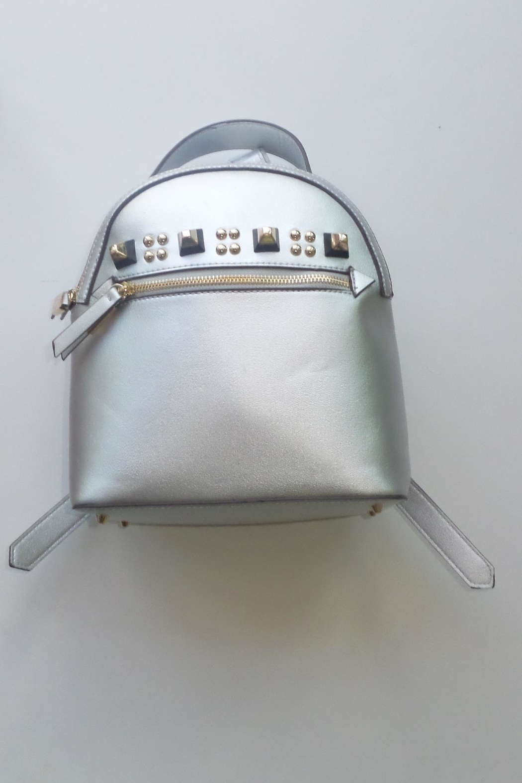 Steve Madden Studded Backpack - Front Cropped Image