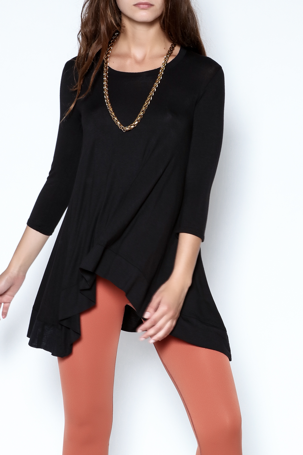 Steven Edwards Layering Tunic Top - Main Image