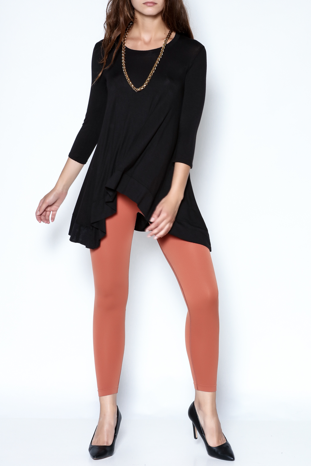 Steven Edwards Layering Tunic Top - Front Full Image