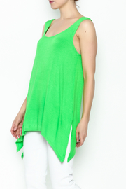 Steven Edwards Shark Tail Tunic - Front cropped