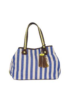 Shoptiques Product: Wesley Striped Tote