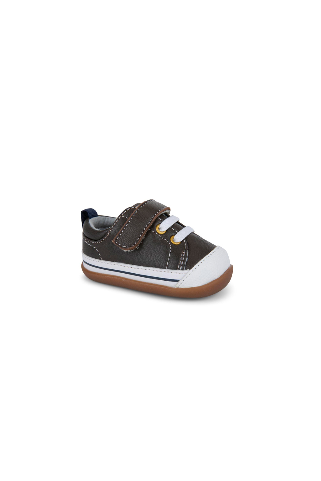 See Kai Run  Stevie II Infant Leather - Front Cropped Image