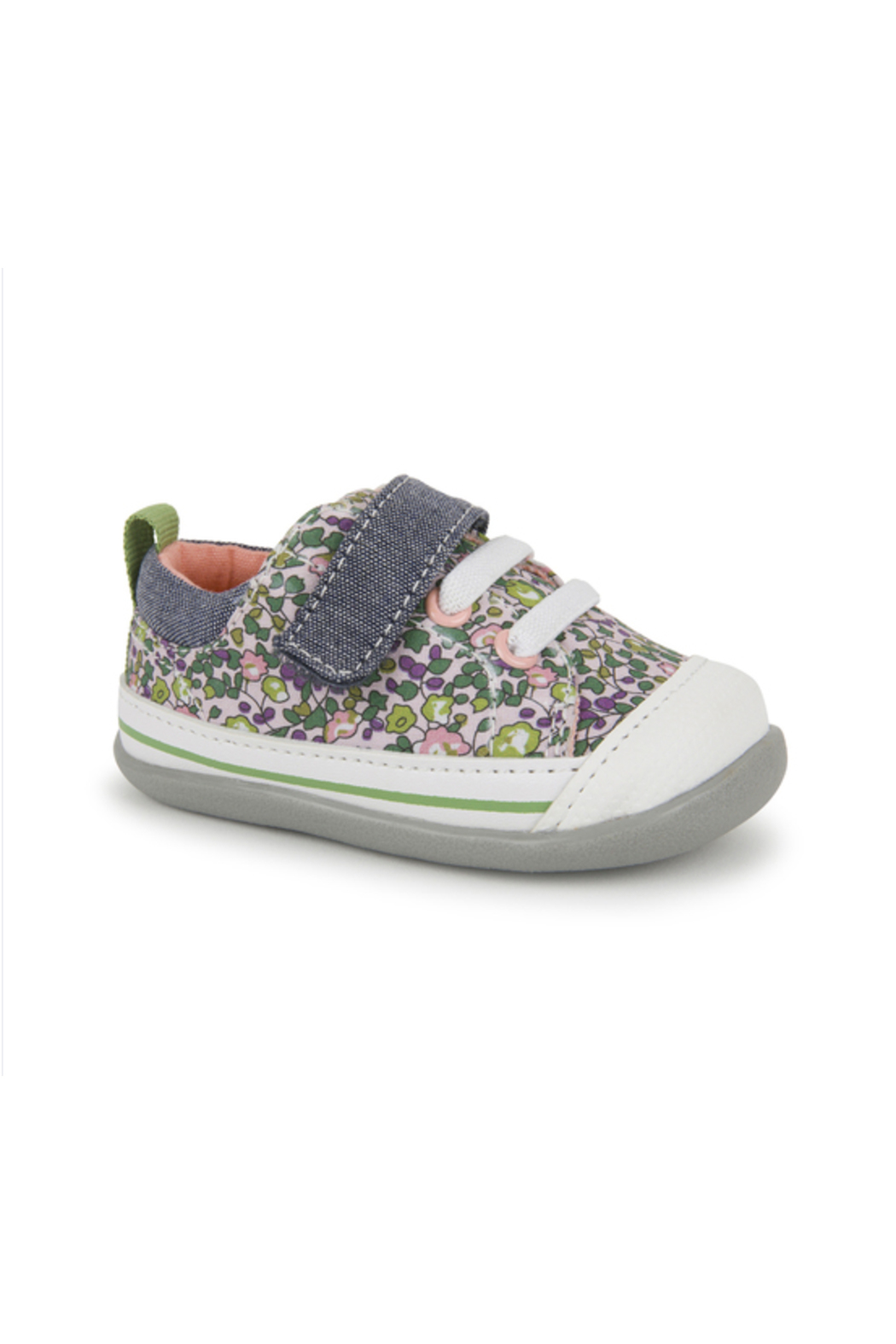 See Kai Run Stevie II Infant Sneaker - Front Cropped Image