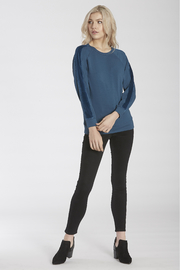 another love  Stevie Long sleeve - Back cropped