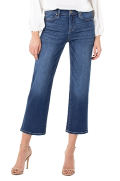 Liverpool Jean Company Stevie Stovepipe with Back Cinch - Product List Image