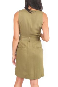 Shoptiques Product: Army Green Dress