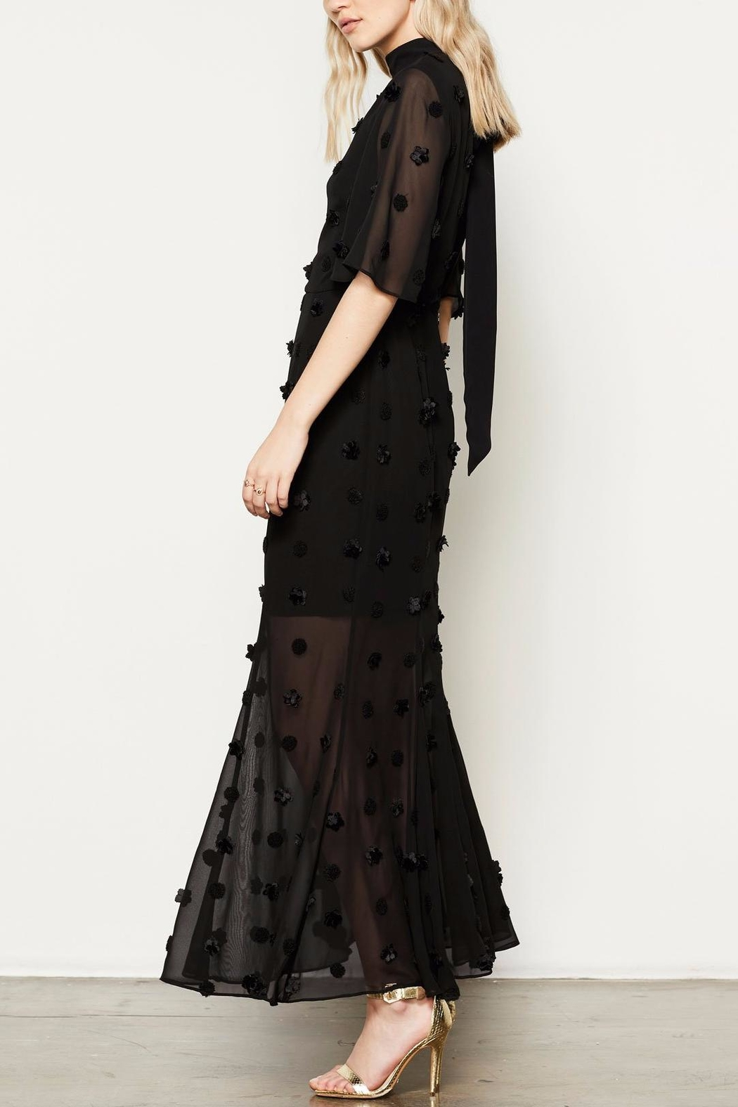 Stevie May Evolution Maxi Dress - Side Cropped Image