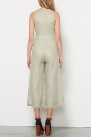 Stevie May Linen Jumpsuit - Back cropped