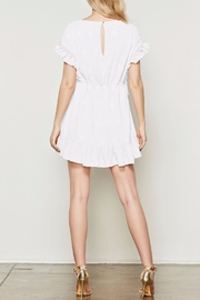 Stevie May White Dress - Side cropped
